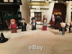 Lego Harry Potter 10217 Allée Diagonale Avec Manuels Presque Complets