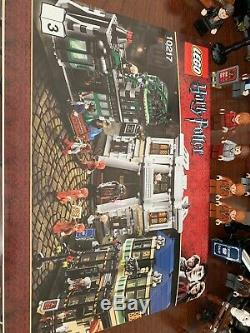 Lego Harry Potter (10217) Chemin De Traverse Des Instructions Complètes W