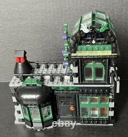 Lego Harry Potter 10217 Diagon Alley 100% Complete Adulte Possédée Et Affichée