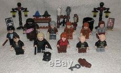Lego Harry Potter 10217 Diagon Alley 100% Complète Avec Tous Minifigures