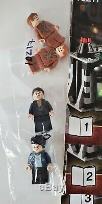 Lego Harry Potter 10217 Diagon Alley Boîte Complète Pas Authentique Retraite Rare