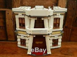 Lego Harry Potter 10217 Diagon Alley Complet Avec Tous Minifigures