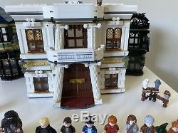 Lego Harry Potter 10217 Diagon Alley- Complete