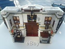 Lego Harry Potter 10217 Diagon Alley Complete Set Box Occasion Non