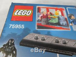 Lego Harry Potter 2018 Poudlard Express # 75955 Nouvel Ensemble Scellé Dans Sa Boîte