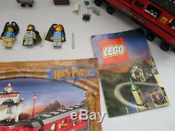 Lego Harry Potter 4708 Le Train Express Hogwarts Complet Avec Une Voiture De Passager Extra
