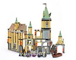 Lego Harry Potter 4709 Castle Withinstructions Complete Poudlard
