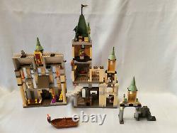Lego Harry Potter #4709 Château De Hogwarts Complète, Minifigures, Instructions