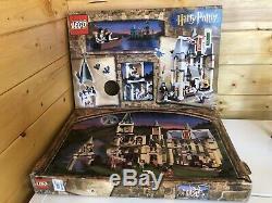 Lego Harry Potter 4709 Château De Poudlard 1ère Édition Boîte Complète Instr Figures