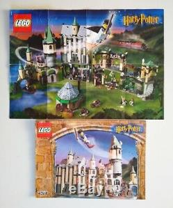 Lego Harry Potter 4709 Château De Poudlard 2001 Avec Les Instructions Et La Boîte