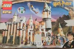 Lego Harry Potter 4709 Château/château Complet Scelle/ Sous Blister Rare