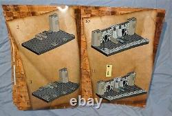 Lego Harry Potter 4730 La Chambre Des Secrets 100% Complet Avec Toutes Les Figurines
