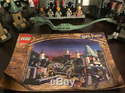 Lego Harry Potter 4730 La Chambre Des Secrets (manuel Complet +)