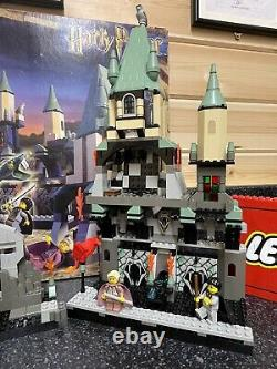 Lego Harry Potter 4730 The Chamber Of Secrets-complete With Box, Instructions