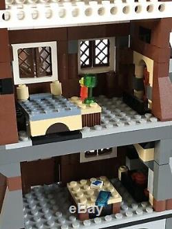 Lego Harry Potter 4756 Cabane Hurlant 99% Complet Avec Des Minifigures