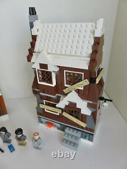Lego Harry Potter 4756 Shrieking Shack Complet