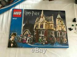 Lego Harry Potter 4757 Château De Hogwarts Ensemble Complet