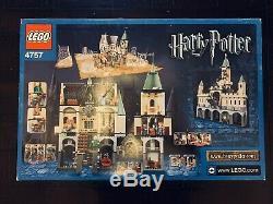 Lego Harry Potter 4757 Château De Poudlard 100% Withminifigs Complete, Box, Ordonne