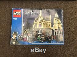 Lego Harry Potter 4757 Château De Poudlard Rare 100% Dans Sa Boite Originale