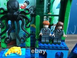 Lego Harry Potter 4762 Sauvetage Des Merpeople 100% Complet W Boîte