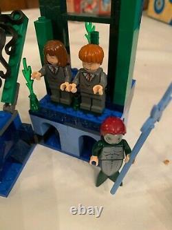 Lego Harry Potter 4762 Sauvetage Du Merpeople Complete Orig Box+instructions