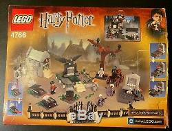 Lego Harry Potter # 4766 Cimetière Duel 100% Complete Année De Sortie 2005