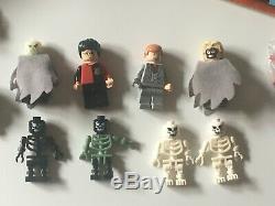 Lego Harry Potter 4766 Cimetière Duel 2005 Complet Avec Les 8 Minifigs