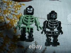 Lego Harry Potter 4766 Duel Cimetière Figures Complètes Nouveau Stickers Sans Boîte/instr