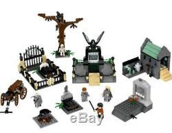 Lego Harry Potter 4766 Graveyard Duel Avec Des Instructions