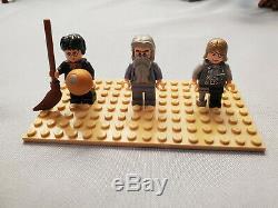 Lego Harry Potter # 4767 Harry Et Le Hongrois Complet Horntail, Fantastique