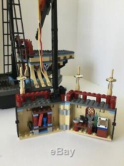 Lego Harry Potter 4768 Durmstrang Navire 100% Avec Des Instructions
