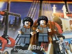 Lego Harry Potter 4768 Durmstrang Navire Viktor Krum Igor Karkaroff Complete Boxed