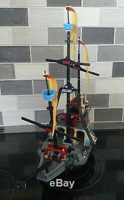 Lego Harry Potter 4768 Le Durmstrang Bateau 100% Complet, Instructions, Coffret Cadeau