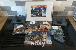 Lego Harry Potter 4768 Le Navire Durmstrang 100% Boîte Cadeau Instructions Complètes