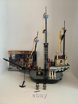 Lego Harry Potter 4768 Le Navire Durmstrang Complet Avec Des Instructions