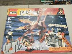 Lego Harry Potter 4768 The Durmstrang Ship 99% Complet Avec Box & Manual