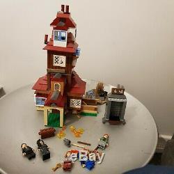 Lego Harry Potter 4840 Le Burrow App98% Complet Excellent État Grand Ensemble