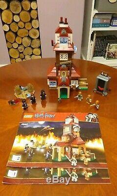 Lego Harry Potter 4840 Le Burrow Complet, Mis En Sac, Instructions, Coffret Cadeau