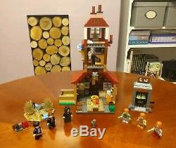 Lego Harry Potter 4840 Le Burrow Complet, Mis En Sac, Nouvelles Instructions, Coffret Cadeau
