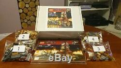 Lego Harry Potter 4840 Le Complet Burrow, Mis En Sac, Instructions, Cadeau Emballé