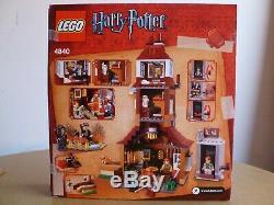 Lego Harry Potter 4840 The Burrow 100% Complet Avec Boîte, Manuels Et Figurines