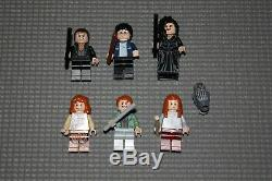 Lego Harry Potter 4840 The Burrow 100% Complet Avec Minifigs & Boîte 2 Sacs Non Ouverts