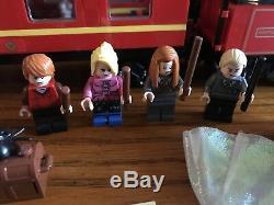 Lego Harry Potter 4841 Poudlard Express 100% Complet Avec La Boîte Et Les Instructions
