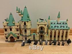 Lego Harry Potter 4842 + 4867 + 4738 Tous Complets 100% À Manier Et Minifigs
