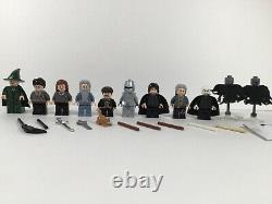 Lego Harry Potter 4842 Château De Hogwarts 100% Complet Avec Des Manuels Pas De Boîte (2010)