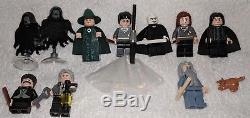 Lego Harry Potter 4842 Château De Poudlard 100% Complet Avec Instructions & Figures