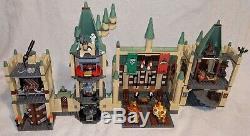 Lego Harry Potter 4842 Château De Poudlard 100% Complet Avec Tous Minifigures