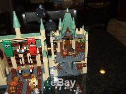 Lego Harry Potter 4842 Château De Poudlard 3 Manuels, Minifigures, 100% Complet