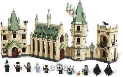 Lego Harry Potter (4842) Château De Poudlard (4e Édition) 2010 100% Complète