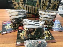 Lego Harry Potter 4842 Hogwarts Castle 4ème Édition Complète Avec Boîte